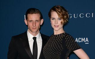 Evan Rachel Wood şi Jamie Bell s-au despărţit