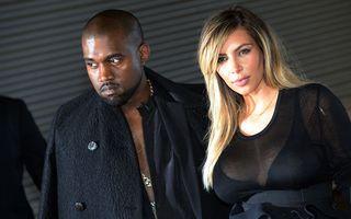 Kim Kardashian şi Kanye West mai vor un copil