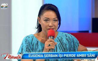 """Drama Eugeniei Şerban: """"Am decis că a venit acel moment, o să-mi extirp sânii"""""""