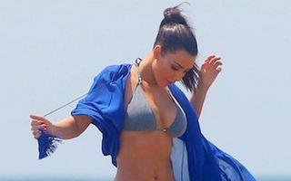 Dieta de nuntă: Ce a mâncat Kim Kardashian pentru a nu mai fi grasă