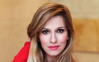 Dana Rogoz, în pericol de șomaj după concediul de maternitate