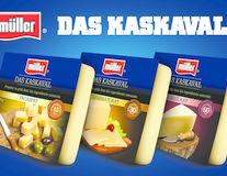 Das Kaskaval, primul cascaval Müller