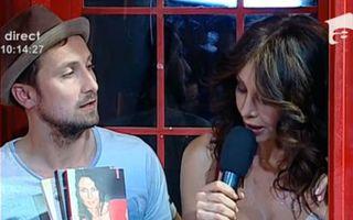 Mihaela Rădulescu şi Dani Oţil, declaraţii de dragoste în direct