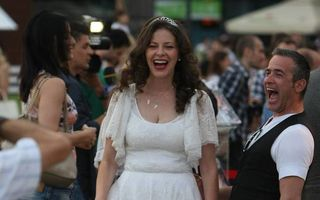 Rita Mureşan locuiește cu fostul ei soț