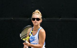 Hollywood: Sporturile vedetelor. Kate Hudson se menţine în formă prin tenis
