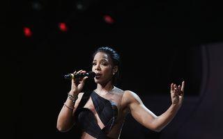 Kelly Rowland este însărcinată