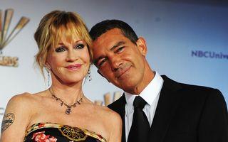 Divorț de milioane: Melanie Griffith și Antonio Banderas împart tot, de la case, la câini