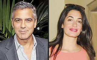 Hollywood: Cum s-au cuplat 10 celebrităţi. Povestea de dragoste dintre George Clooney şi Amal