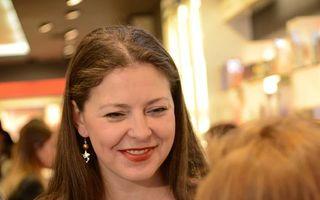 Rita Mureşan are doar 68 de kilograme. Cum a slăbit creatoarea de modă