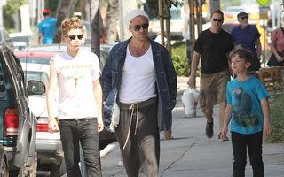 Fiul lui Jude Law s-a făcut model