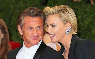 Charlize Theron şi Sean Penn vor avea un copil?