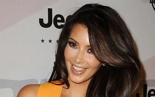 Hollywood: 8 momente penibile din viaţa starletei Kim Kardashian