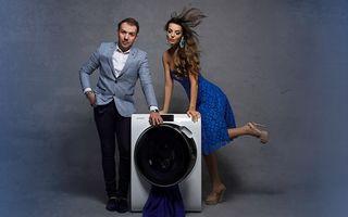 Samsung Crystal Blue, mașina de spălat potrivită stilului tău de viață