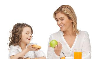Colesterolul mărit la copii, un pericol ce poate fi prevenit. 7 sfaturi