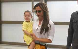 Hollywood: 7 mame şi fiice îmbrăcate cu stil. Victoria şi Harper Beckham dau tonul în modă