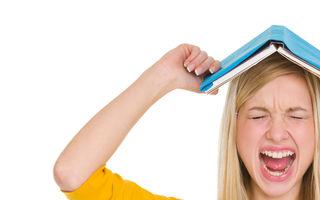 BAC 2014. Cum să faci faţă unui eşec la examen. Transformă înfrângerea în victorie