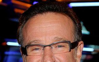 Robin Williams s-a internat la dezalcoolizare