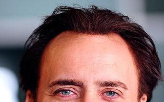 Nicolas Cage a devenit bunic. Mama nepoţelului său este româncă