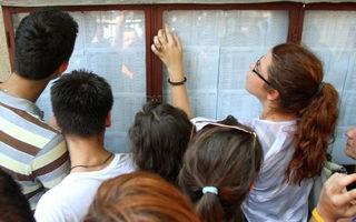 REZULTATE BACALAUREAT 2014: Edu.ro a publicat notele