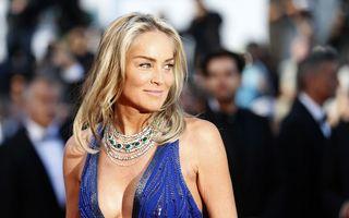 Sharon Stone îşi vinde hainele la licitaţie
