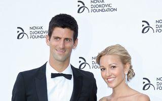 Novak Djokovici s-a căsătorit în Muntenegru