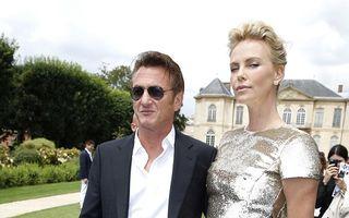 Charlize Theron și Sean Penn, gata de nuntă: Vor să se ia cu acte și să adopte un copil