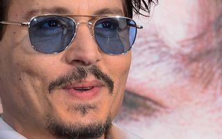 VIDEO: Johnny Depp a cântat la chitară, într-un concert Aerosmith