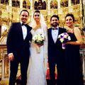 Primele imagini de la nunta lui Pepe cu Raluca Pastramă
