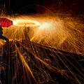 """VIDEO: """"Regina licuricilor"""" oferă un spectacol uimitor de lumini"""