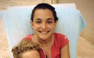 Fiul Andreei Esca a împlinit 11 ani