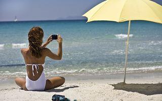 8 din 10 femei îşi editează pozele de vacanţă înainte de a le posta pe internet