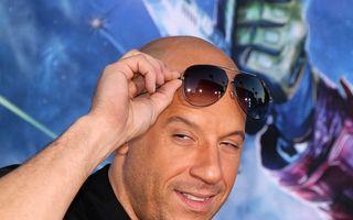 La ce e bună o vedetă? La masă cu Vin Diesel şi Zoe Saldana
