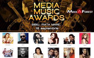 Cine este cel mai iubit artist din România? A început lupta pentru Fans Like Award la Media Music Awards!