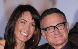 """Soţia lui Robin Williams: """"Inima mi-e frântă"""". Reacții emoționante după moartea actorului"""