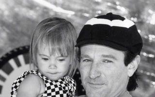 Emoționant: Ultima fotografie postată de Robin Williams pe internet
