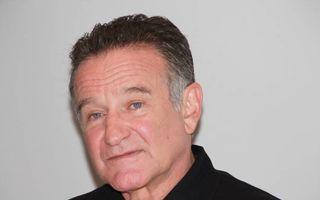 Robin Williams a murit prin asfixiere, după ce s-a spânzurat
