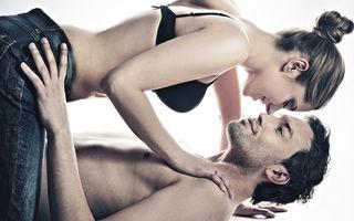 4 trucuri erotice prin care să-l surprinzi şi să-l faci să depindă de tine