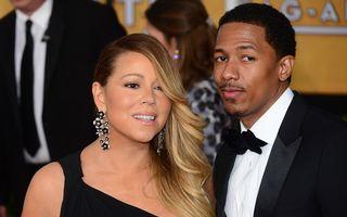 Mariah Carey şi Nick Cannon, în pragul divorțului: Cei doi locuiesc separat