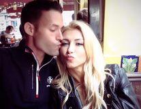Iubitul american al Andreei Bălan are un copil