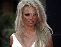 Pamela Anderson s-a împăcat cu Rick Salomon