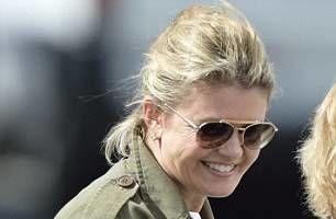 Un semn bun: Soția lui Michael Schumacher, primul zâmbet în public după 8 luni