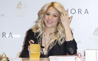 Shakira este din nou însărcinată