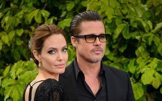 Domnul Brad Pitt și doamna Angelina Jolie: 9 ani de iubire în 10 imagini de colecție