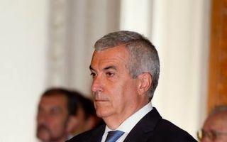 Călin Popescu Tăriceanu, al treilea copil cu a cincea nevastă