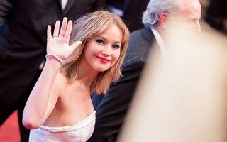 Scandal la Hollywood: Poze nud cu Jennifer Lawrence, postate pe internet