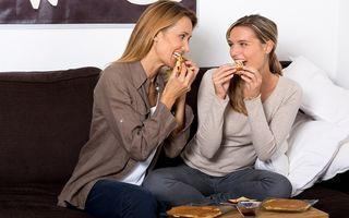 De ce nu ne putem opri uneori din mâncat: 8 motive surprinzătoare