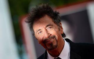 """Al Pacino: """"Depresia e în fiecare dintre noi"""""""