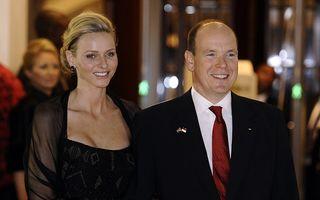 Și prinții își toarnă gheață pe cap: Albert de Monaco l-a nominalizat pe Hollande!