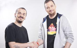 Sergiu și Andrei prezintă matinalul Kiss FM, din 10 septembrie. Echipei i se alătură și Raul Gheba