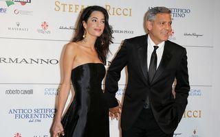 George Clooney se însoară vineri la Londra: Masa și dansul, pe 27 septembrie